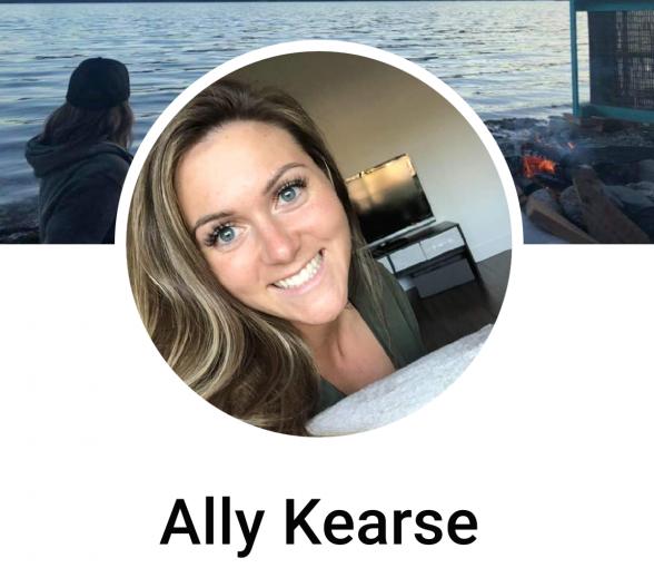 Ally Kearse Victoria's Secret Call Girl